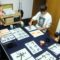帰省中の体験レッスン/鎌倉市長谷の書道教室