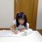 書く時の姿勢は大切/鎌倉市長谷の書道教室
