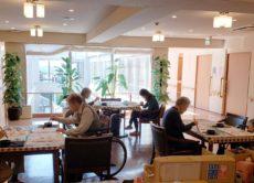 新元号を使った、有料老人ホームのお手本/鎌倉市長谷の書道教室
