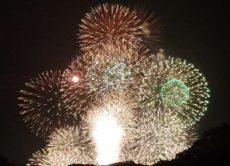 鎌倉花火大会2019は今までで一番キレイでした!/鎌倉市長谷の書道教室